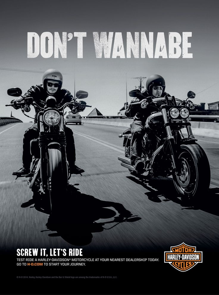 17 best images about harley images on pinterest around for Ad agency in usa