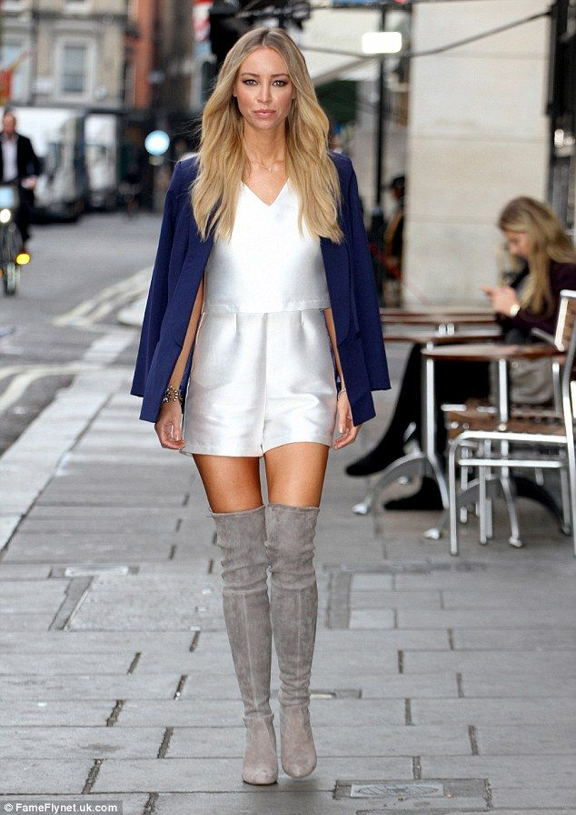 'The Only Way is Essex' star Lauren Pope launches her latest In The Style fashion collection in London, England.