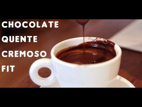 Para o Inverno: Chocolate Quente Cremoso FIT – MissFit