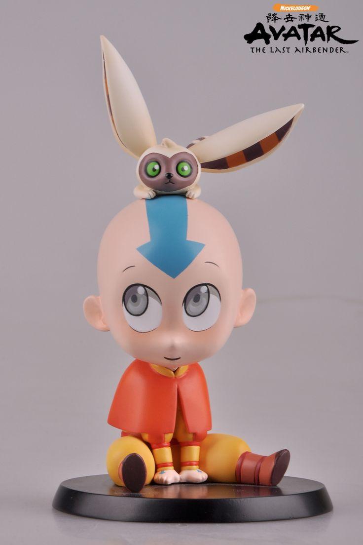 Estatua-Avatar-The-Last-Airbender-Chibi-Aang-Statue-02