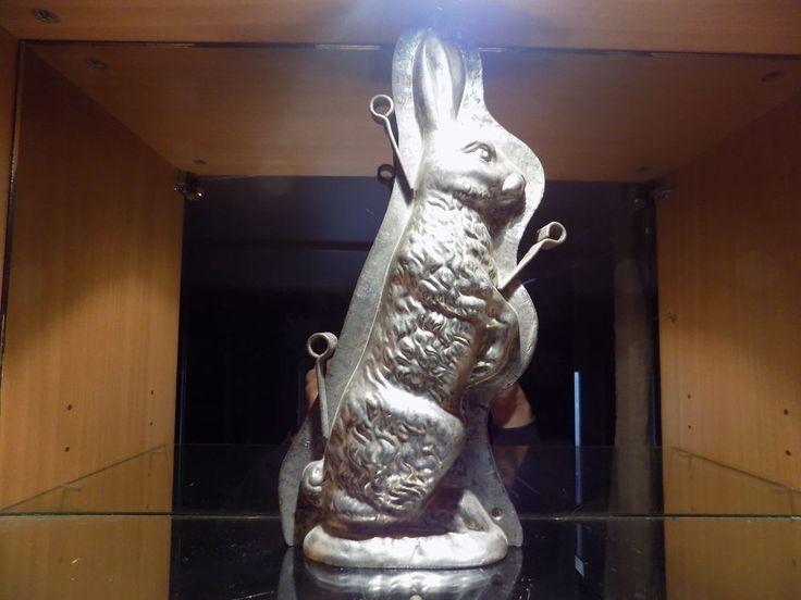 Big Ear Bunny Small 3D Assembly Chocolate Mold   Etsy