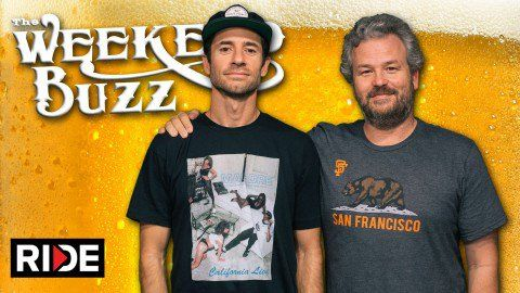 Mike Carroll & Jacob Rosenberg: The Library Line, Trick Names, Ternasky! Weekend Buzz ep. 108 pt. 1 - http://DAILYSKATETUBE.COM/mike-carroll-jacob-rosenberg-the-library-line-trick-names-ternasky-weekend-buzz-ep-108-pt-1/ - -Weekend Buzz: Every Friday on Ride Channel- This week, on Weekend Buzz part 1 of 3, Mike Carroll and Jacob Rosenberg dropped by to talk about the infamous SF Library line from Modus, hardflips, trick names, Van Styles, Instagram, Jake's career path a