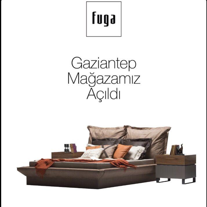 Fuga Mobilya ürünleri şimdi Gaziantep'te!  www.fugamobilya.com