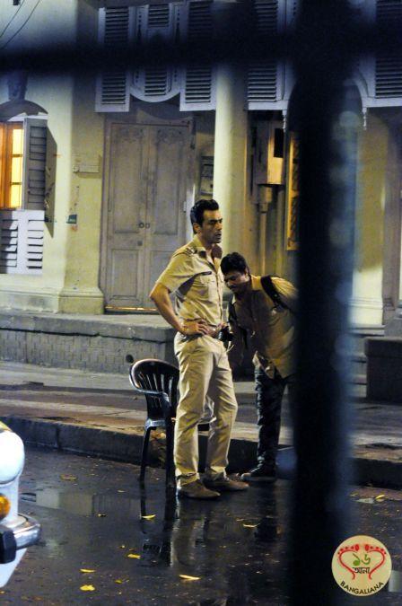 Bollywood Actor Arjun Rampal Shooting for Kahaani 2 in Kolkata  Read more: http://sholoanabangaliana.in/blog/2016/05/14/bollywood-actor-arjun-rampal-shooting-for-kahaani-2-in-kolkata/#ixzz48e7YqzsD