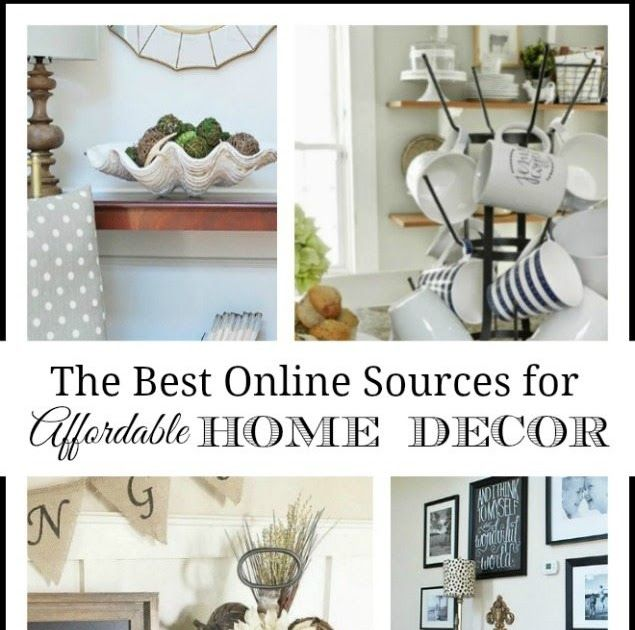 Where To Buy Inexpensive And Unique Home Decor Online Di 2020