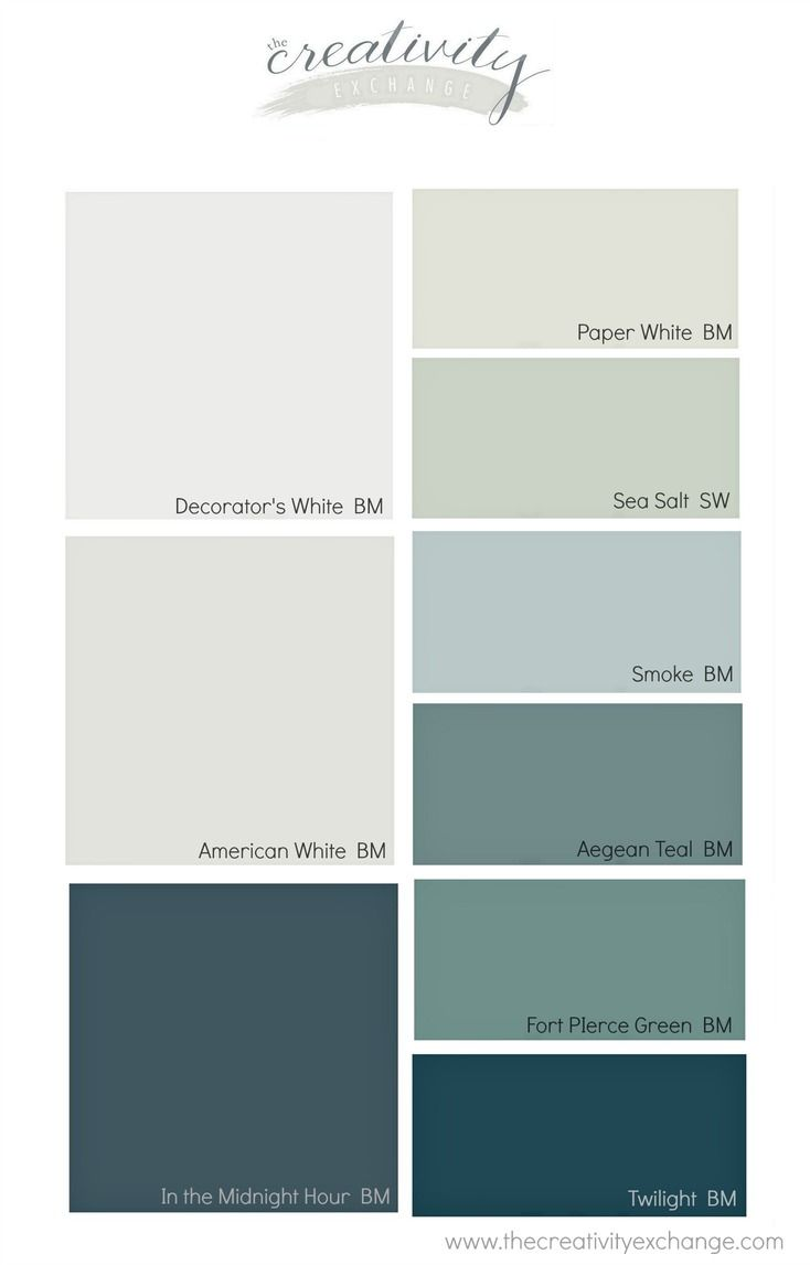 1175 Best Pick A Paint Color Images On Pinterest