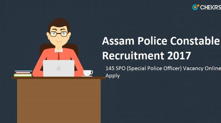 Assam Police Constable Recruitment 2017-18 #145Vacancy #OnlineApply - https://jobs.chekrs.com/assam-police-constable-recruitment/?utm_content=buffer2fe80&utm_medium=social&utm_source=pinterest.com&utm_campaign=buffer