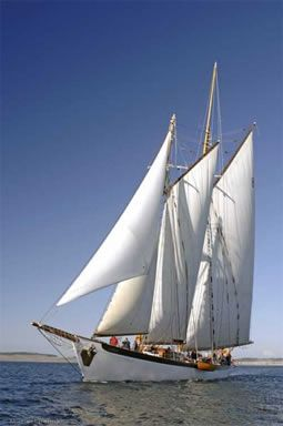 Schooner Zodiac Windjammer Adventure Cruises