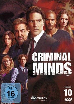 Criminal Minds - Die komplette zehnte Staffel 4.5/5 Sterne