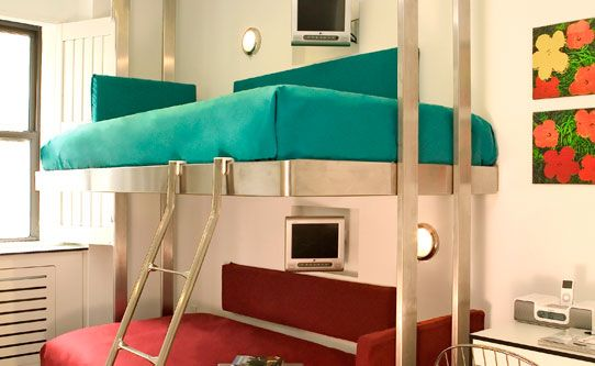 The Pod Hotel New York City, New York, USA #cbcollection
