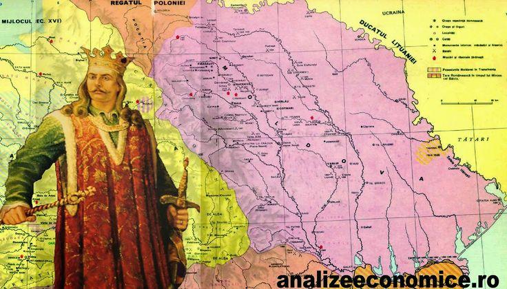 Cum arăta economia Moldovei lui Ștefan cel Mare