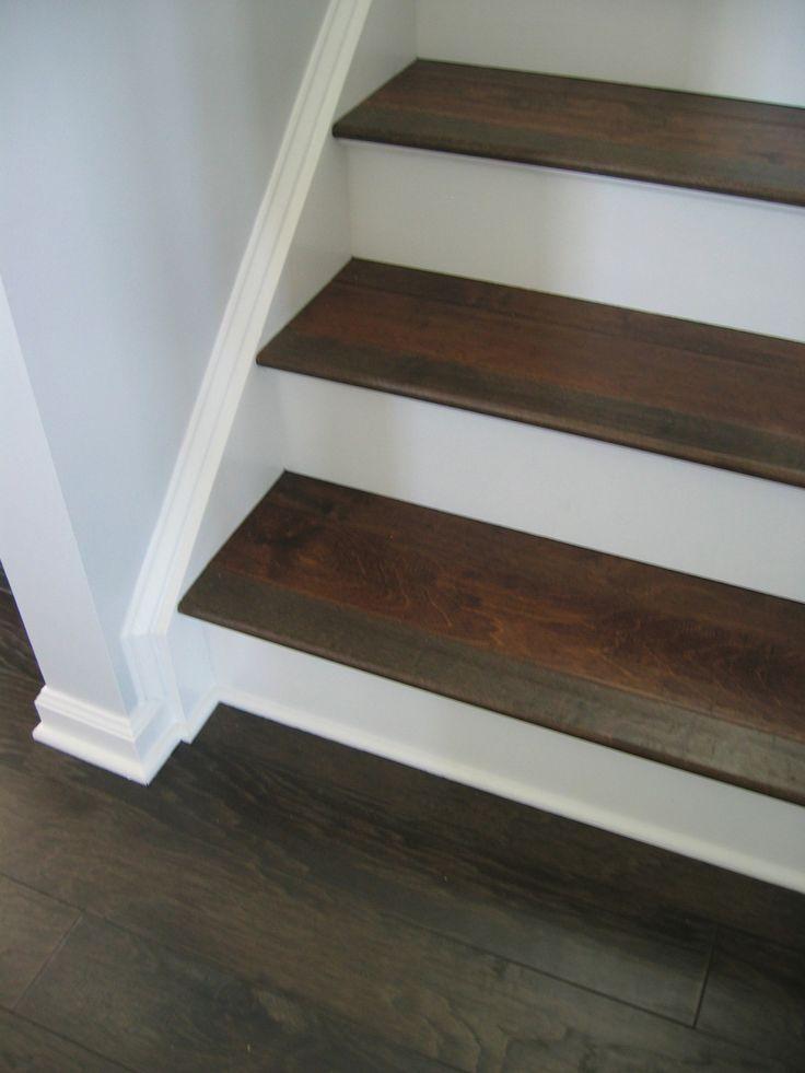 Best Installing Engineered Hardwood On Stairs Engineered 640 x 480