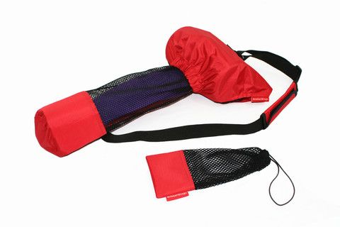 ScooterSlingz Bag for Mini or Maxi Micro Scooter - Bright Red