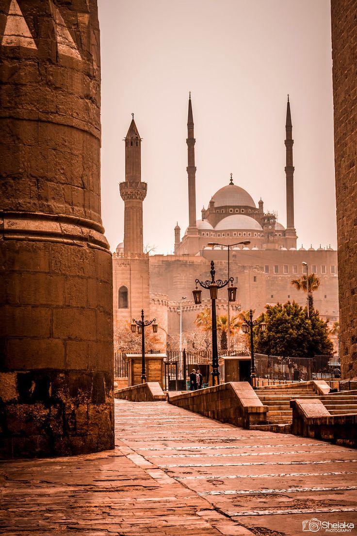 Cairo - Citadel of Salah al-Din