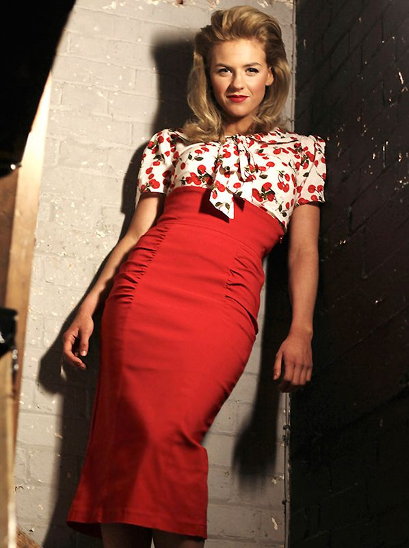 Vestito Dolly Dagger High Waist Dita Skirt 89£