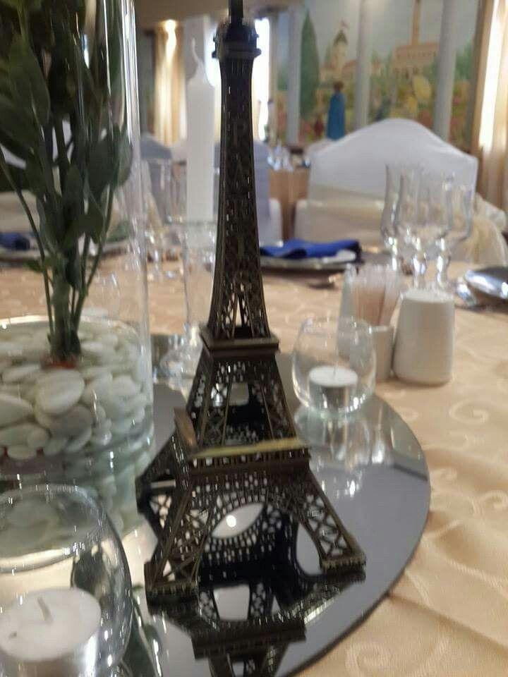 Paris theme  - eiffel tower