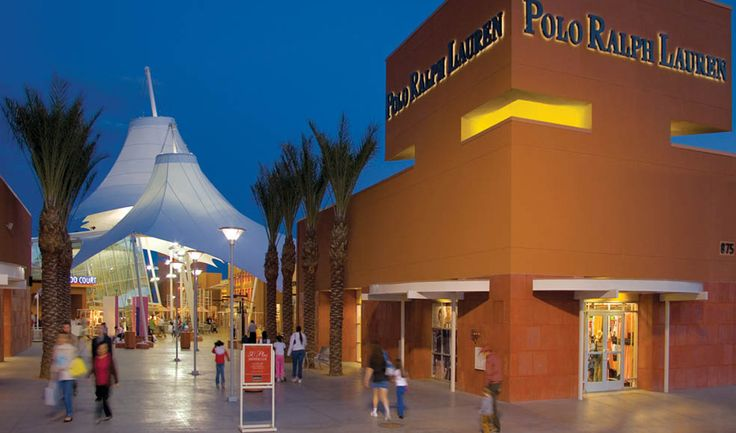 25 new stores debut at the Las Vegas Premium Outlets North