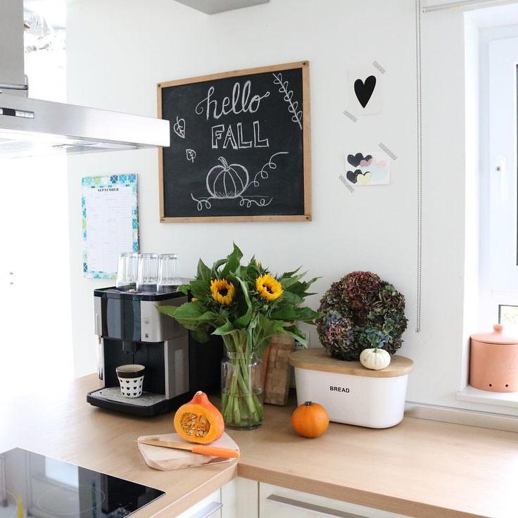 Die besten 25 hortensienkranz ideen auf pinterest for Herbstdeko mit kurbis