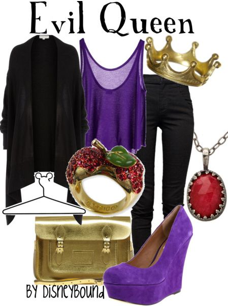Snow White - Evil Queen