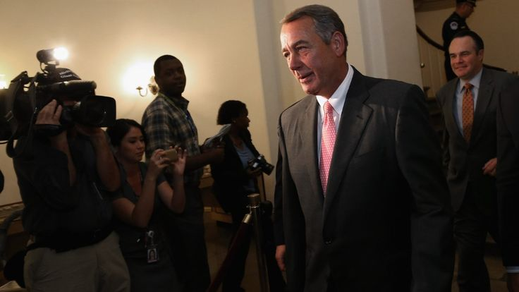 Boehner: Obamacare repeal and replace 'not what's going to happen' - CNNPolitics.com