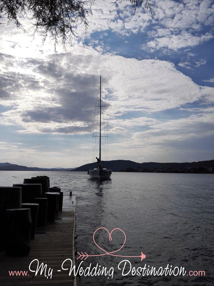 Βόλος...ένας μοναδικός προορισμός 12 μήνες τον χρόνο, μια καταπληκτική επιλογή για έναν ονειρεμένο γάμο...    Volos / Summer / Yacht / Greece  Facebook : myweddingdestination