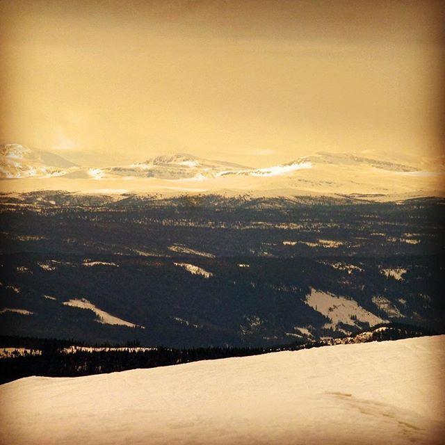 Norwegian mountains!  #heltvilt #norge #jakt  #natur #hunter #jegerliv #jaktbilder #jaktnorge #fiske #fluefiske #seatrout #hjortejakt #norway #nature #fishing #flyfishing #dryfly #wildlife #hunt #hunting #deerhunting #goodlife #visitnorway