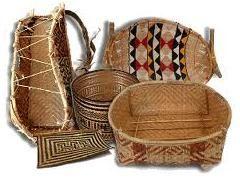 Cestaria indígena