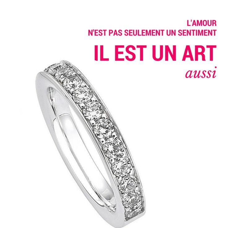 #alliance #mariage #wedding #weddingring #cérémonie #diamants #bague #or #art #sentiment #strasbourg #alsace #fiançailles #solitaire #fashion #citation #diamonds