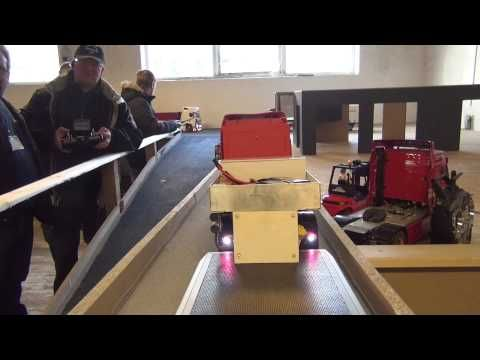 Rc Trucks (Midtjyskrc 17-01-2015 Heavy Haulage, The Tour) - YouTube