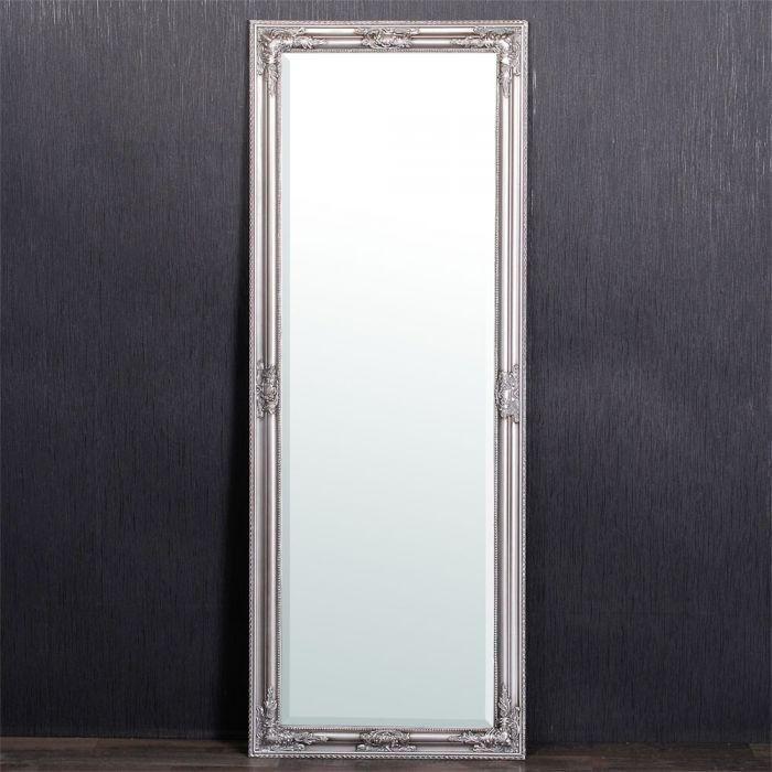 Perfect Wandspiegel silber antik barock Design Spiegel pomp s Holzrahmen BESSA xcm