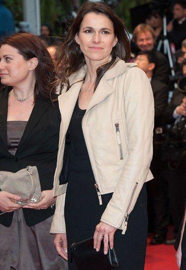 Aurélie Filipetti ministre culture à Cannes,