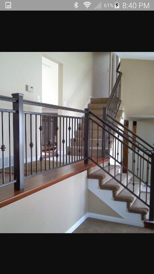Pin By Chrissy Lesseski On Iron Railing Indoor Indoor