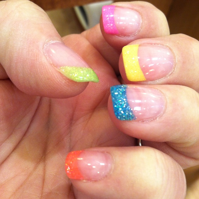 158 best Easter acrylic nails images on Pinterest | Belle ...