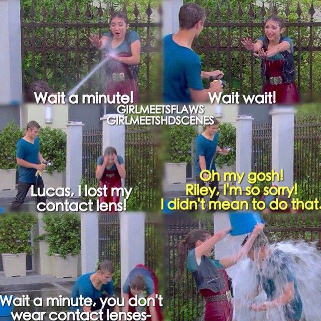 "#GirlMeetsWorld 2x03 ""Girl Meets the Secret of Life"""