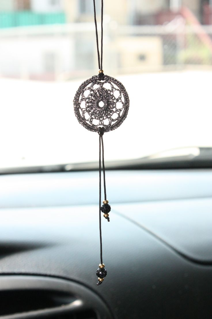 dreamcatchers style rearview mirror charm dreamcatchers etsy and cars. Black Bedroom Furniture Sets. Home Design Ideas