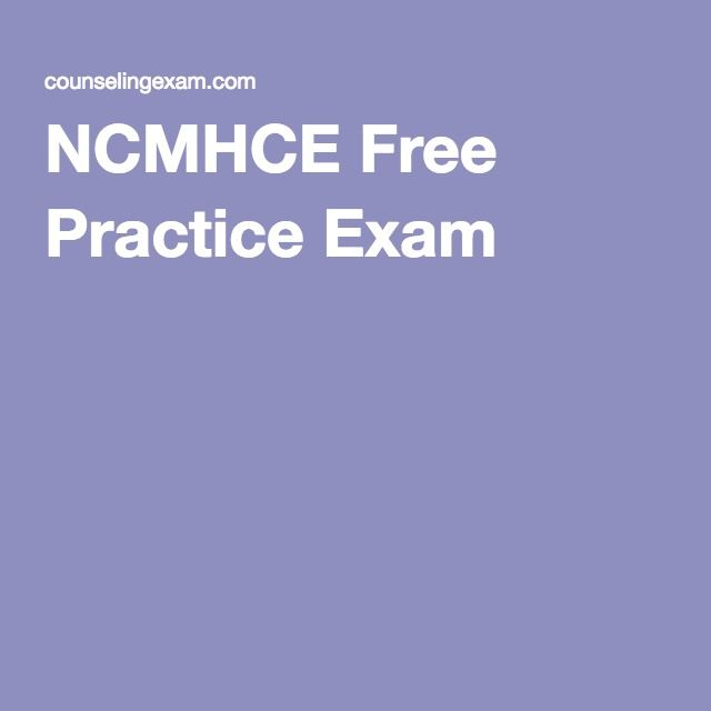 8 best lcpc test prep images on pinterest mental health counseling the leader in exam preparation for the ncmhce national counselor exam in mental health counseling licensure nbcc certification fandeluxe Images