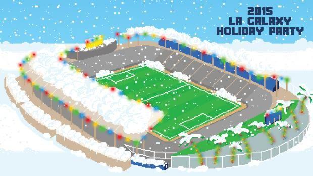LA Galaxy to Host Holiday Party at StubHub Center on Sunday, Dec. 6 | LA Galaxy