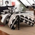 Bugle 3-piece Duvet Cover Set with Optional Euro Sham | Overstock.com Shopping - The Best Deals on Duvet Covers