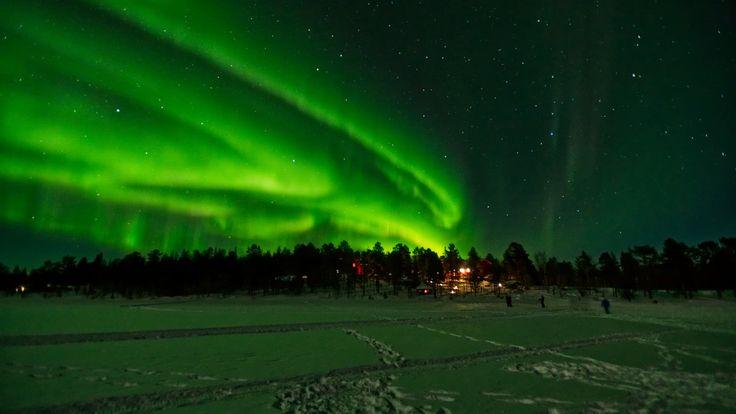 Polarlichtfotografie – Spektrum der Wissenschaft