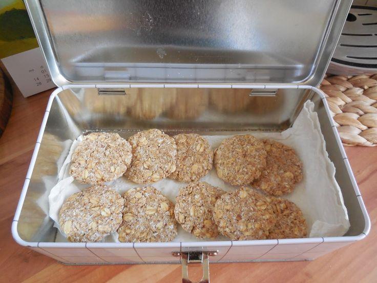 Vegan Monkey: Kokos-Hafer-Dattel-Kekse aus dem Dörrautomat (Raw, zuckerfrei)
