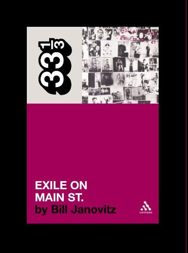 Exile on Main Street (33 1/3 Series): Bill Janovitz: 9780826416735: Books - Amazon.ca