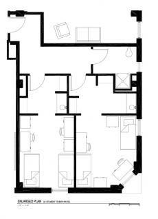 Dujarie Hall Quad Room