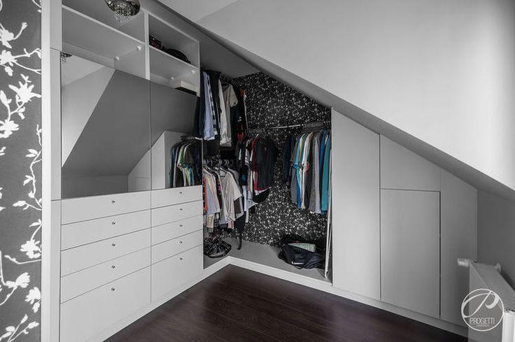 Garderoba - przegląd aranżacji naszych architektów - Myhome