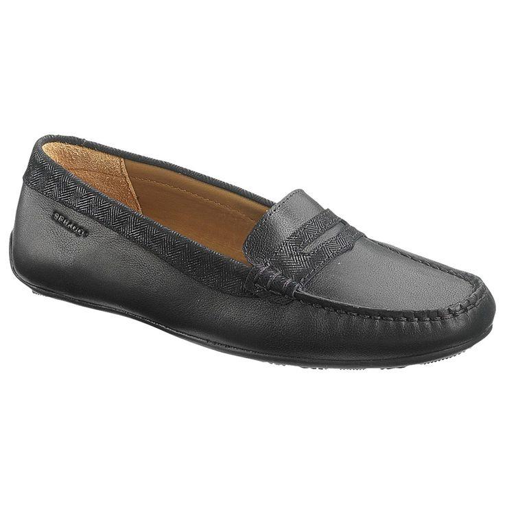 Musta sebago Lucerne Penny W, naisten vapaa-ajan kengät - Naisten vapaa-ajan kengät - xxl.fi