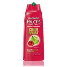 fructis shampoo fortificante color resist 250ml - Fructis Color Resist