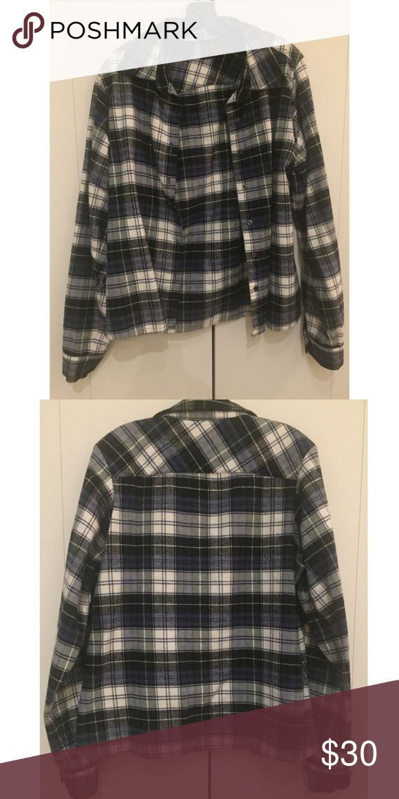 Classic Vermont Flannel