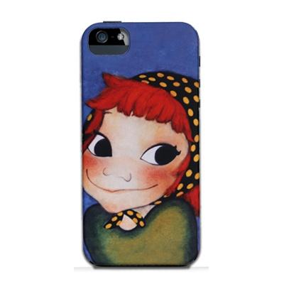 iPhone5 case of YOUK SHIM WON - Scarf Coco