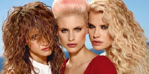 Modern Day Mermaids for Revlon Professional Bellissima!