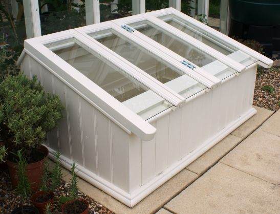 beautiful cold frame i want one plz