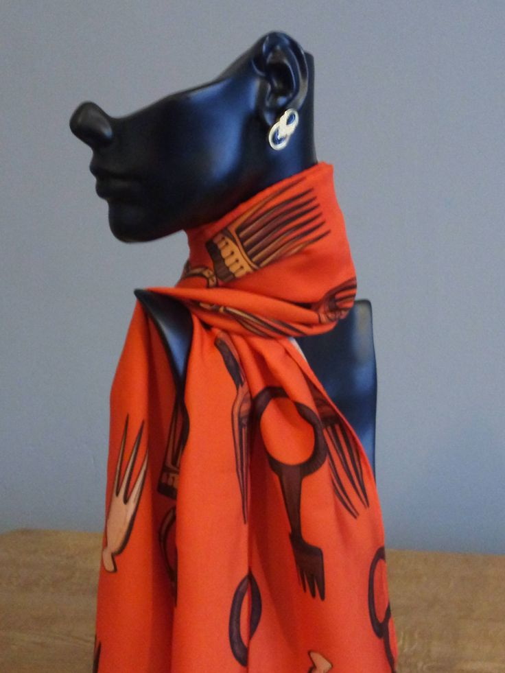 Satin Silk Burnt Orange Neck And Head Scarf, African Silk Headwrap, Neck Scarf, Afro Comb Head Scarf, Silky Neckerchief https://www.etsy.com/listing/584312245/satin-silk-burnt-orange-neck-and-head?utm_campaign=crowdfire&utm_content=crowdfire&utm_medium=social&utm_source=pinterest